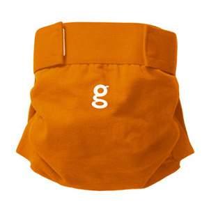 Culotte little gPants gDiapers Great orange