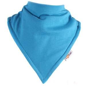 Bavoir bandana Lookidz Turquoise