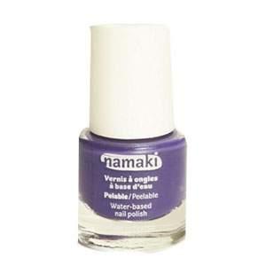 Vernis à ongles pelable à base d'eau Violet Namaki