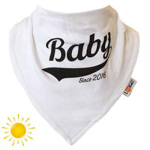 Bavoir bandana Lookidz Spécial ETE Baby since 2016