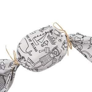 Furo'Chic furoshiki à colorier Présent Durable Taille S