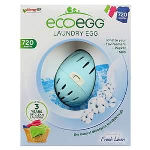 Œuf de lavage Fresh Linen EcoEgg - 720 lavages