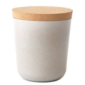 Bocal en bambou Stone Biobu