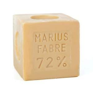 Savon de Marseille pour le Linge Marius Fabre - 400g