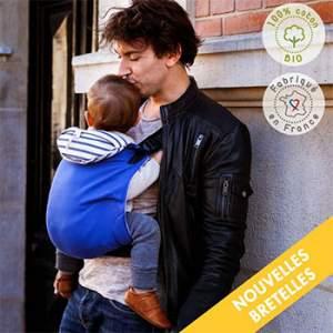 Porte bébé préformé NEO Néobulle - Marin
