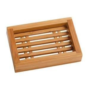Porte-savon en bambou Croll & Denecke