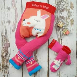 Leggings bébé Blade & Rose - Lama