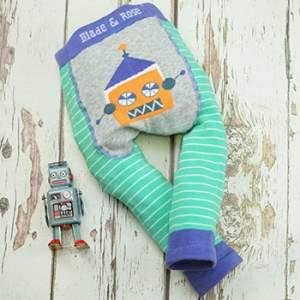 Leggings bébé Blade & Rose - Robot