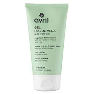 Gel d'aloé véra Bio Avril 150ml