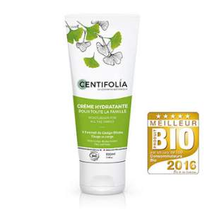 Crème hydratante pour toute la famille Bio Centifolia