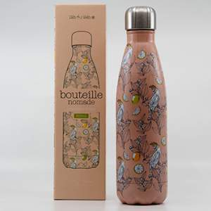 Bouteille isotherme Label Tour - Agrumes