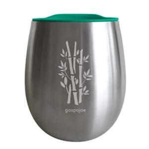 Gobelet en Inox Isotherme Gaspajoe - Bambou