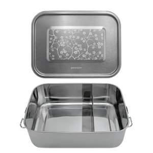 Lunch Box étanche Yummy Gaspajoe - Cerisier