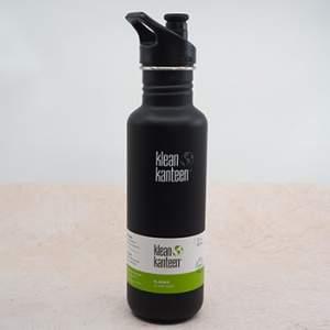 Gourde inox classic Sport 800ml Klean Kanteen - Black mat