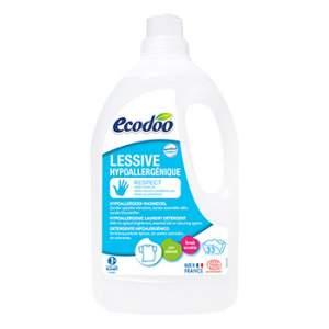 Lessive Hypoallergénique sans parfum Ecodoo