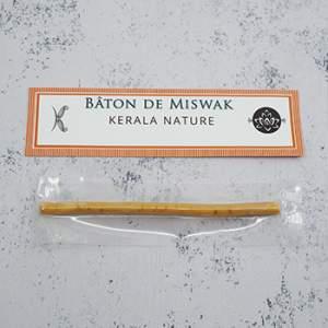Bâton de Miswak - brosse à dents naturelle
