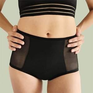 Culotte menstruelle taille haute Flux Undies - flux important