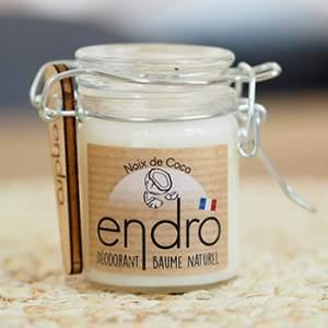 Déodorant baume Endro - Noix de coco