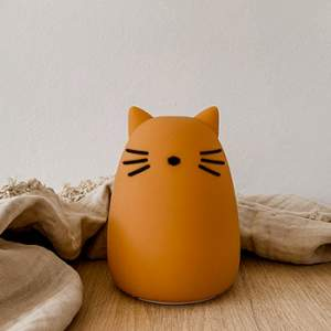 Veilleuse Rechargeable Liewood - Chat moutarde