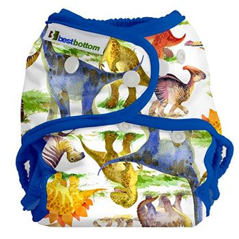 Culotte Best Bottom Diaper à pressions
