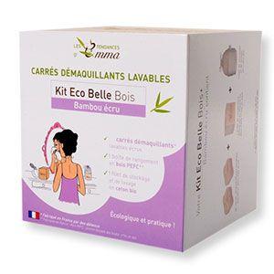 Kit Eco belle bois bambou Les tendances d'Emma