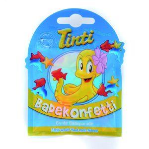 Confettis pour le bain Tinti