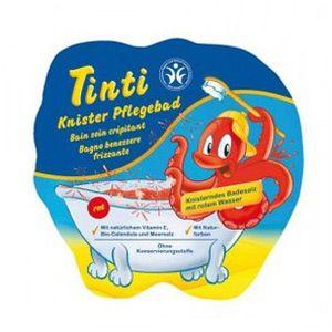 Bain soin crépitant rouge Tinti