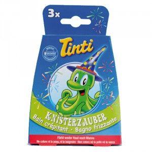 Boite de 3 bain soin Crépitant Tinti