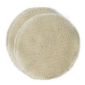 Coussinets d'allaitement laine et soie Popolini