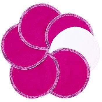 3 paires de coussinets d'allaitement stay dri Rose Imse Vimse