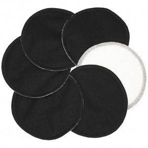 3 paires de coussinets d'allaitement stay dri Noir Imse Vimse