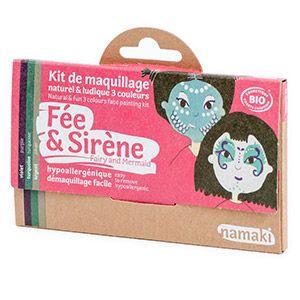 Kit 3 couleurs Fée & Sirène Namaki