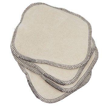 Lingette lavable Lulu Nature Coton bio