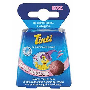 Bain magique rose Tinti
