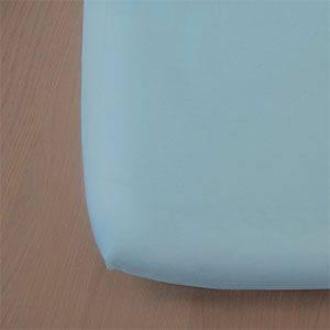 Drap housse Green Clim Kadolis Bleu