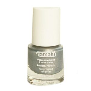 Vernis à ongles pelable à base d'eau Argent Namaki