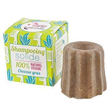 Shampooing solide pour cheveux gras Lamazuna