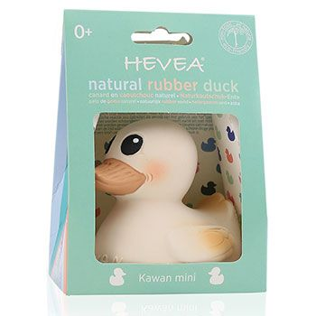 Canard en caoutchouc naturel Kawan Hévéa -  petit modèle