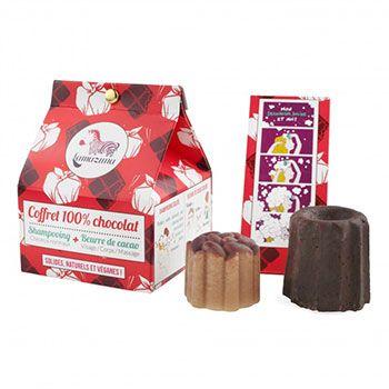 Coffret 100% chocolat Lamazuna
