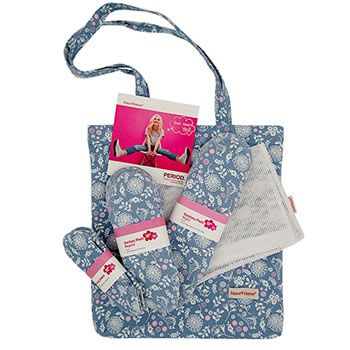 Starter kit serviettes hygiéniques lavables Imse Vimse