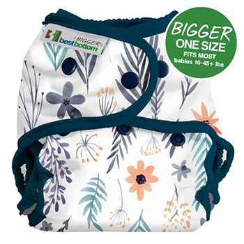 Culotte Bigger Best Bottom Diaper