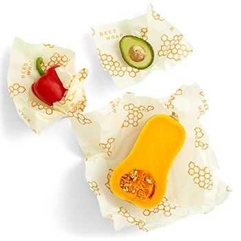 3 emballages Bee's Wrap S-M-L - Original