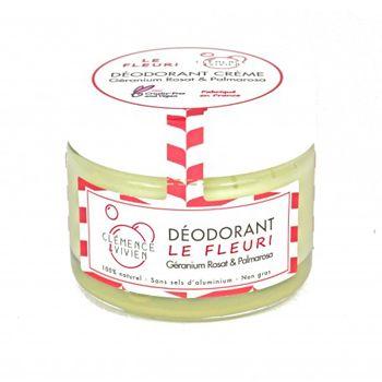 Déodorant naturel Le Fleuri Clémence et Vivien