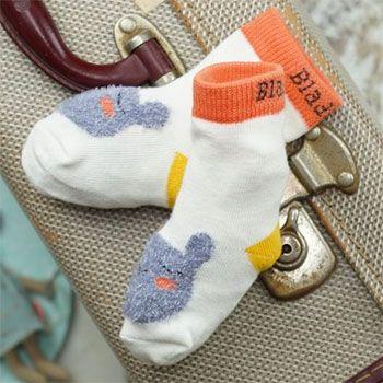 Chaussettes bébé Blade & Rose Milly la souris