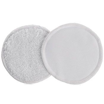 Coussinets d'allaitement lavables en coton bio XKKO