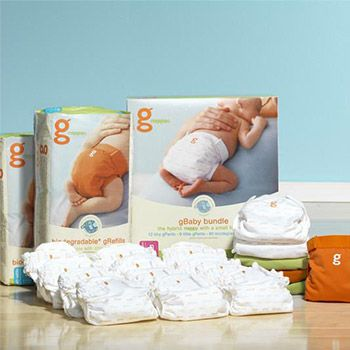 Pack naissance gDiapers