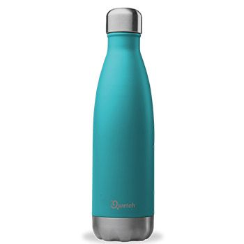 Bouteille isotherme Qwetch  - Turquoise