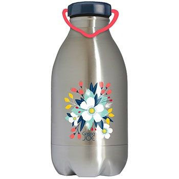 Gourde en inox Daily Gaspajoe 450ml - Bouquet