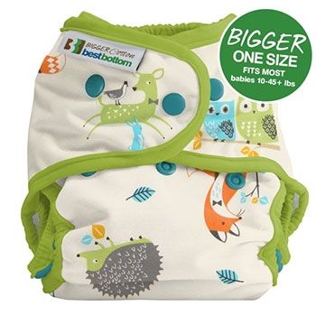 Culotte BIGGER Best Bottom Diaper modèle Coton
