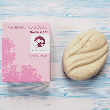 Shampoing solide cheveux secs Glamourous Pachamamaï